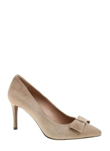 İnce Topuklu Deri Ayakkabı-Divarese